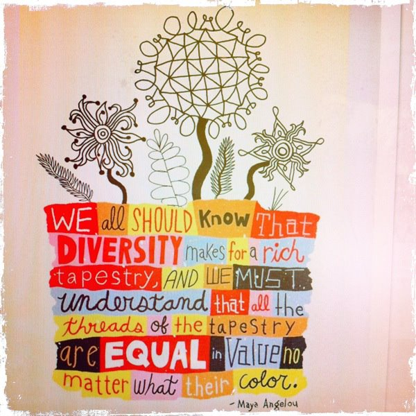 Maya Angelou Quotes On Diversity